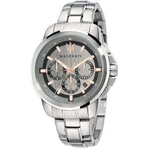 """Maserati orologio uomo Cronografo collezione """"Successo"""" mod. R8873621004"""