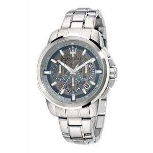 """Maserati orologio uomo collezione """"Successo"""" mod. R8873621006"""