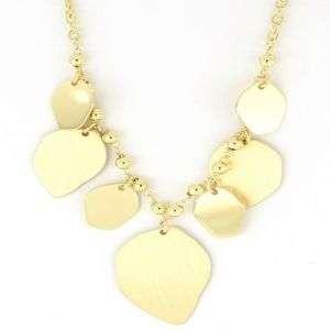 Collana donna con pendenti in argento 925 dorato mod. CL24448