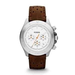 """Fossil orologio uomo cronografo """"Retro Traveler""""mod. CH2860"""