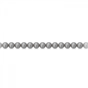 Bracciale di perle grigie mod. BRGRIGIO
