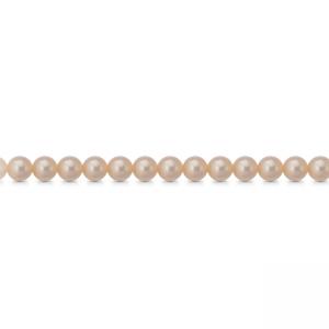 Bracciale di perle rosa mod. BRROSA