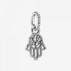 Charm Pandora pendente Mano di fata mod. 799144C00