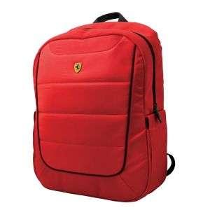 Zaino Ferrari rosso collezione Scuderia mod. ZNSCUDERIA