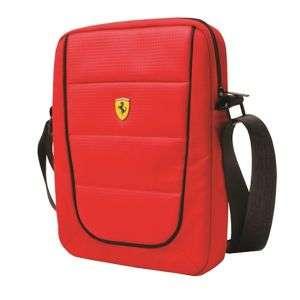 Custodia per tablet Ferrari rossa mod. CTROSSO