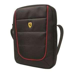 Custodia per tablet Ferrari nera mod. CTNERO